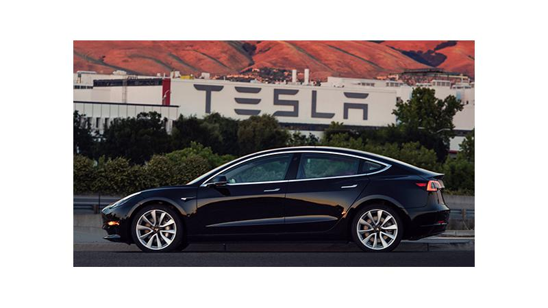 Tesla reveals production ready Model 3