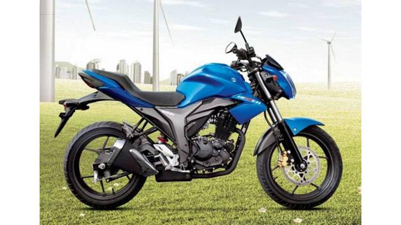 Launch of Suzuki Gixxer 155 Scheduled on 9th September