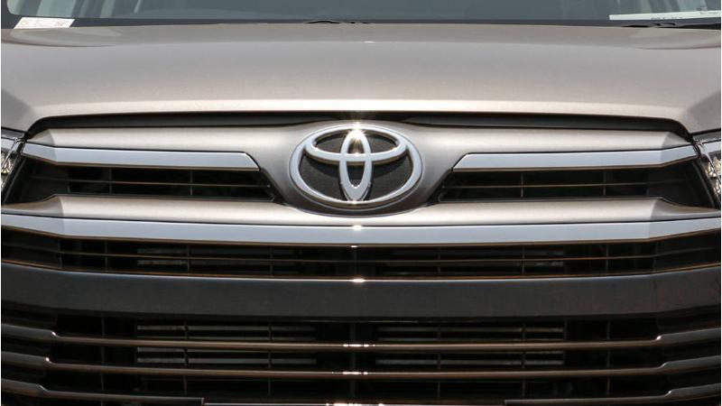 Toyota seeks patent for tech that displays autonomous car's thought process