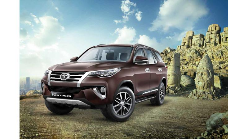 Five official Toyota accessories to spruce up the new Fortuner
