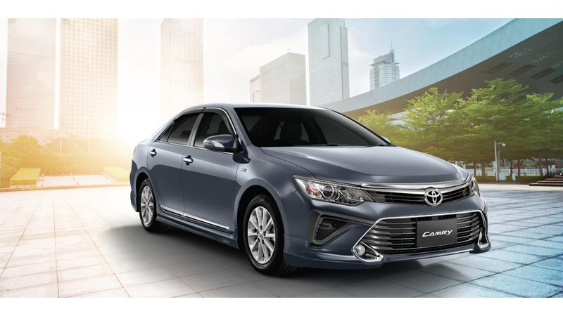 Top 3 feature additions on the 2017 Toyota Camry Hybrid