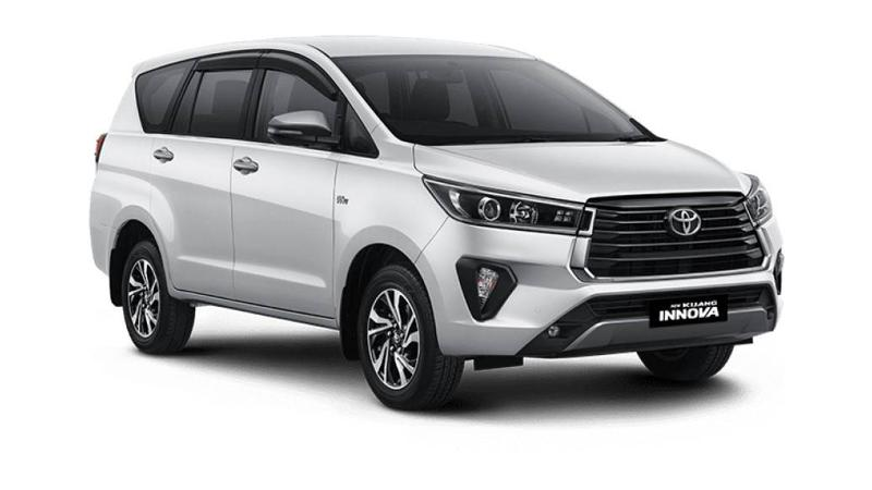 Toyota unveils India-bound Innova Crysta facelift