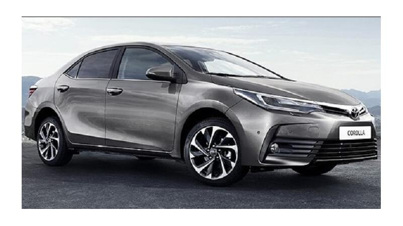 2017 Toyota Corolla Altis Facelift: What to expect