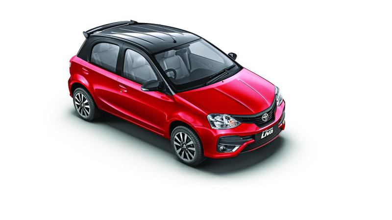 Toyota Etios Liva gets dual-tone paint starting at Rs 5.94 lakh