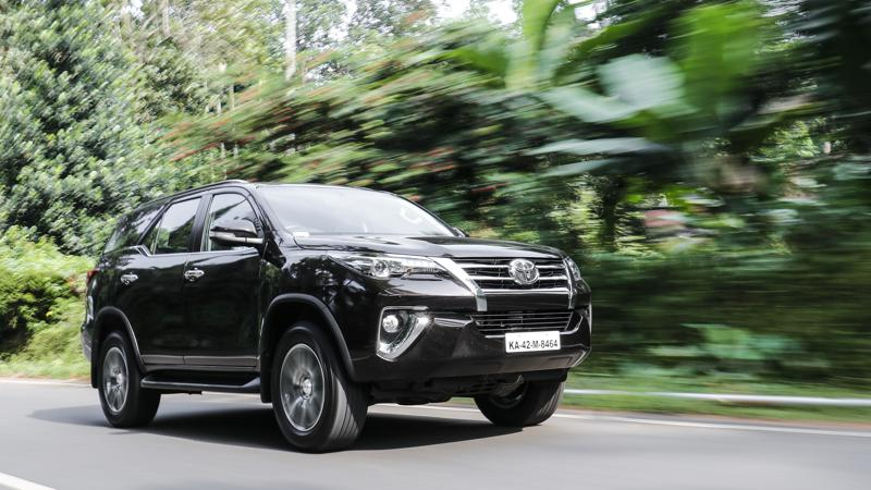 Toyota India launches all-new Fortuner at Rs 25.92 lakh