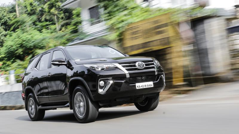 Toyota shows 52 per cent growth in sales for April 2017