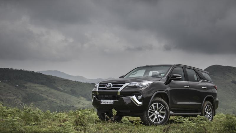 2016 Toyota Fortuner gets 5,400 bookings within two weeks of its launch