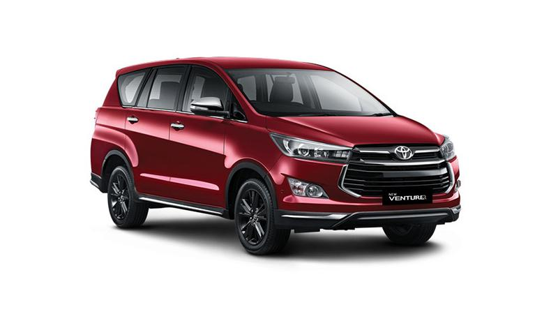 Toyota to launch Innova Crysta Touring Sport on May 4