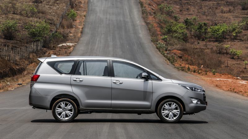 Toyota Innova Crysta gets 5-star rating in ASEAN NCAP crash test