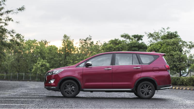 Toyota updates Innova Touring Sport 2.4 variant