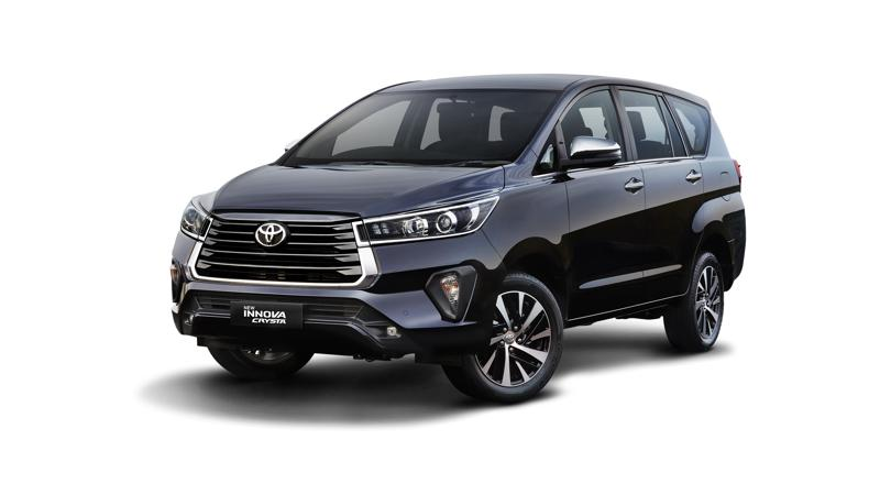 Toyota Innova Crysta Facelift launched; priced at Rs 16.26 lakh