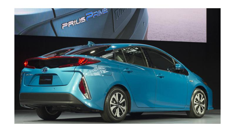Toyota refines lithium-ion tech for future EVs