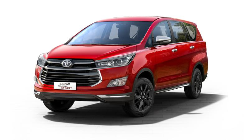 Top 4 things that make the Toyota Innova Touring Sport more appealing