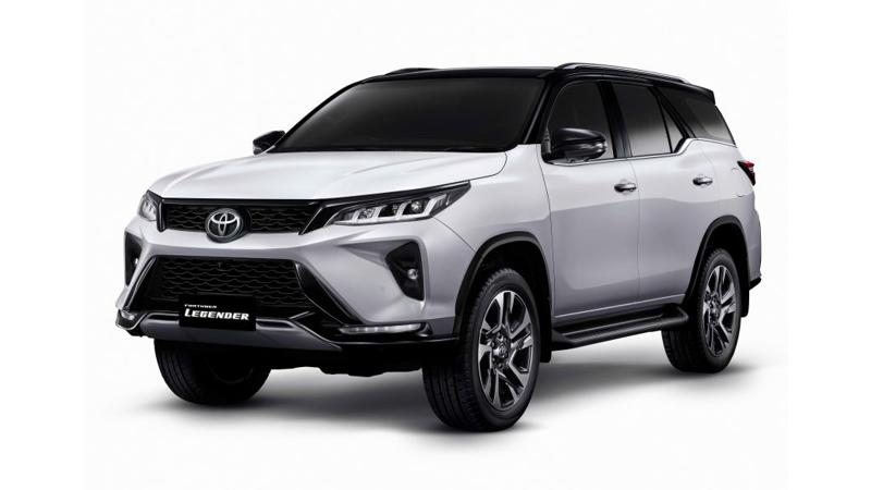 Upcoming Toyota Fortuner Facelift variant details leaked ahead of official launch