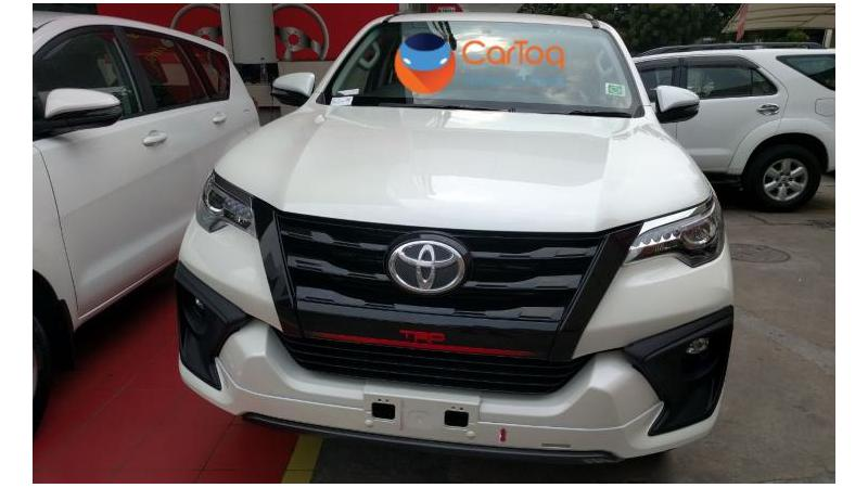 What to expect from the 2017 Toyota Fortuner TRD Sportivo