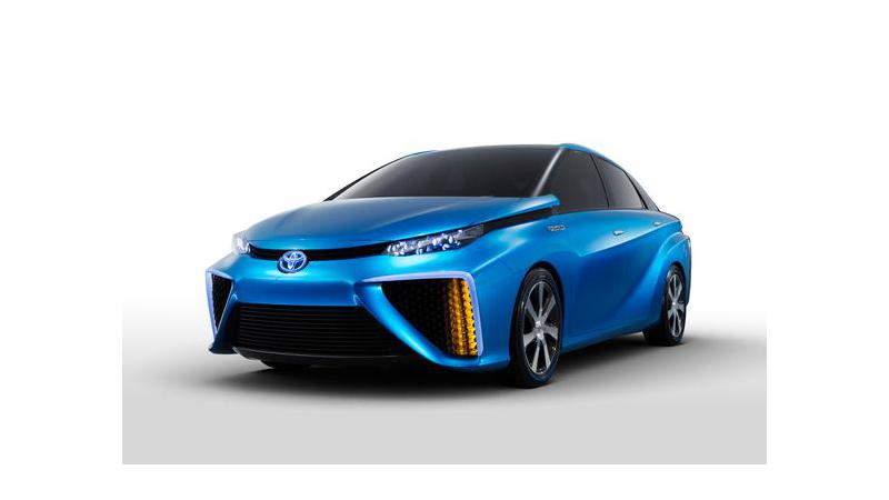 Toyota and Air Liquide to lead 'Hydrogen Council' for global environment welfare