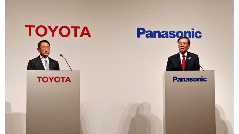 Toyota and Panasonic join hands to make batteries
