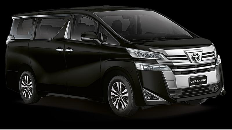 Toyota Vellfire due for India launch on 26 February