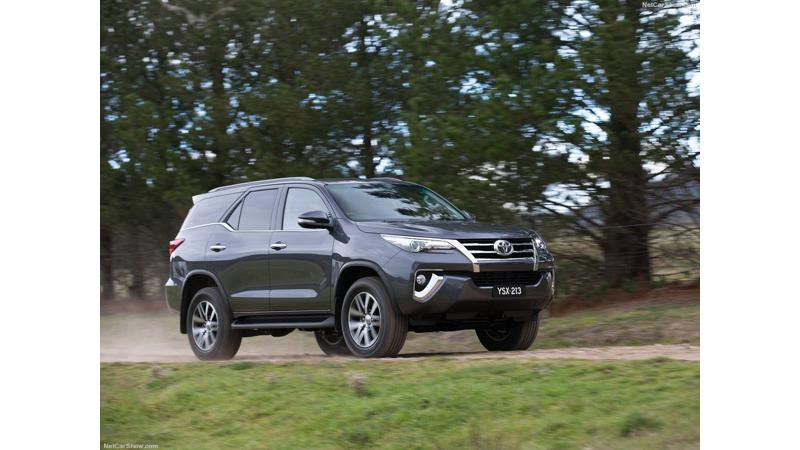 New-gen Toyota Fortuner to be launched in India tomorrow