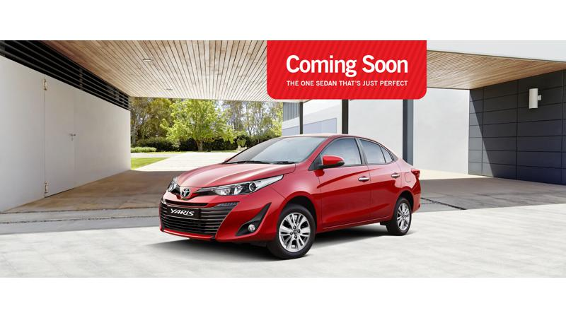 Toyota Yaris to be launched in India in May