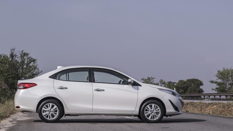 Toyota Yaris CVT constitutes over 65 per cent of the total bookings