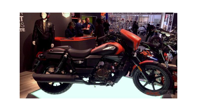 UM Motorcycles range launched in Nepal