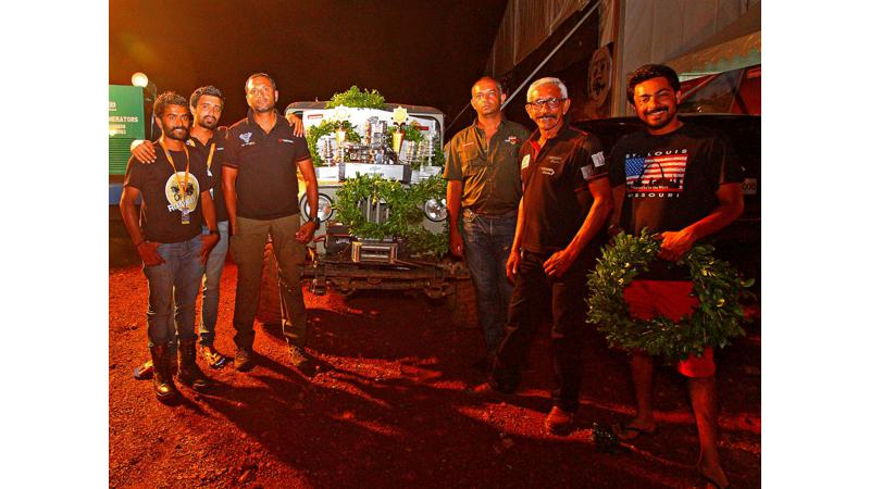 V5 Coorg Off-Roaders win the Mahindra Adventure Club Challenge