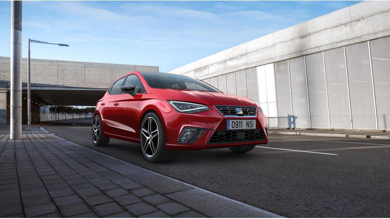 New Seat Ibiza hatch officially revealed