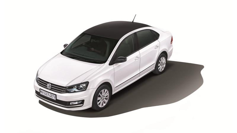 Volkswagen Polo Select and Vento Celeste limited editions introduced