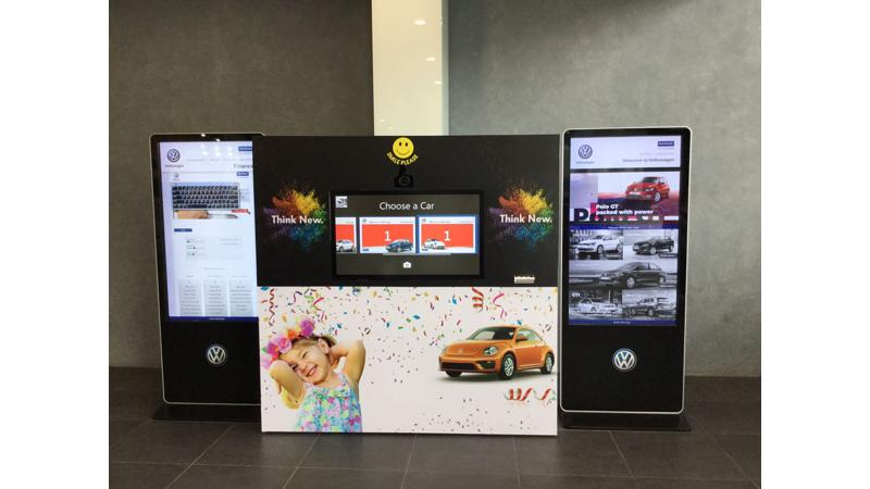All you need to know about Volkswagen digital centres