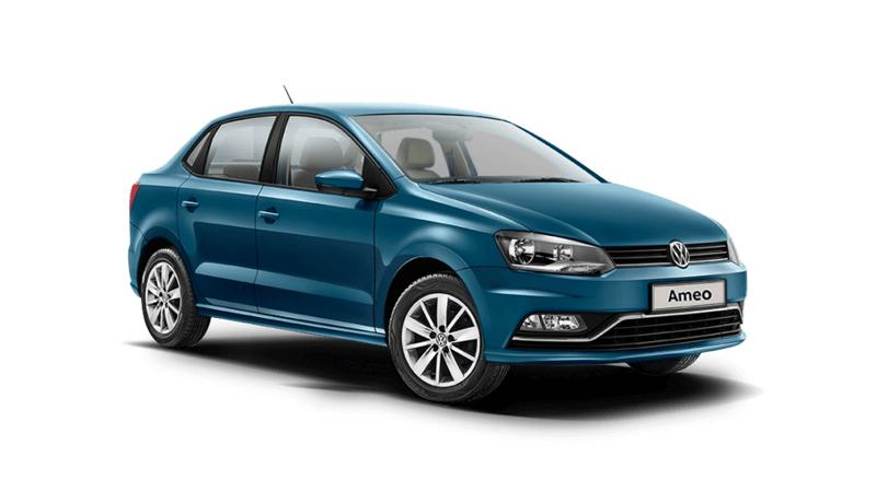 Volkswagen Ameo Highline Plus available at dealership