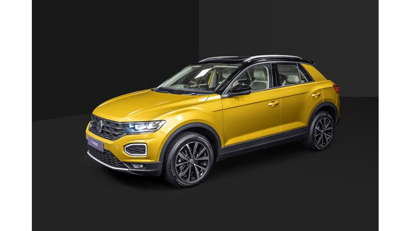 Volkswagen T-Roc sold out in India