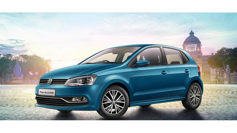 Volkswagen unveiled Polo AllStar edition in India