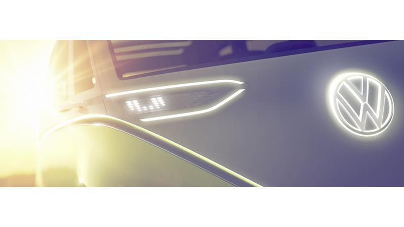 Volkswagen I.D. Concept to be showcased at the Detroit Motor Show
