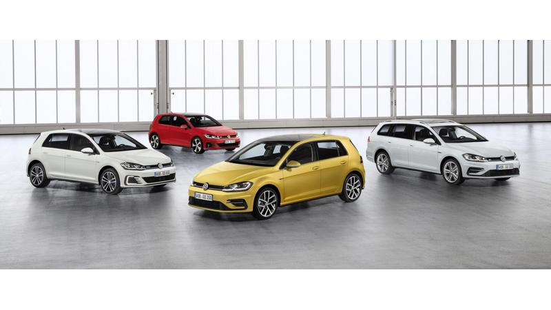 2017 Volkswagen Golf line-up launched in the UK