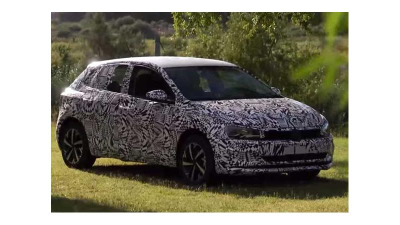 Volkswagen preview new Polo hatchback