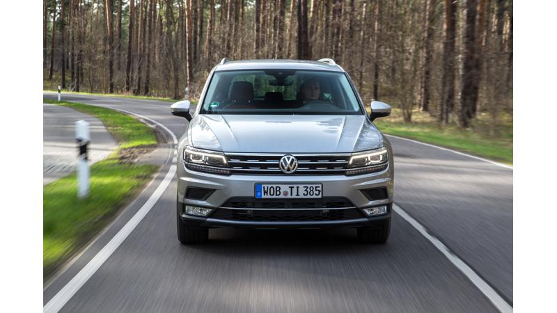 Volkswagen UK launches Tiguan with 240bhp bi-turbo diesel engine