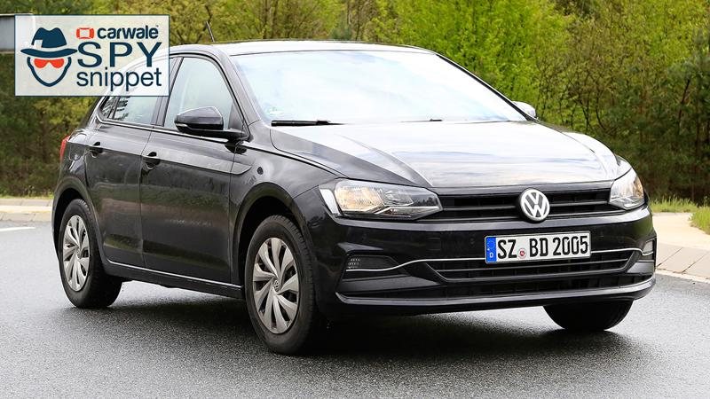 2018 Volkswagen Polo spotted testing ahead of global debut