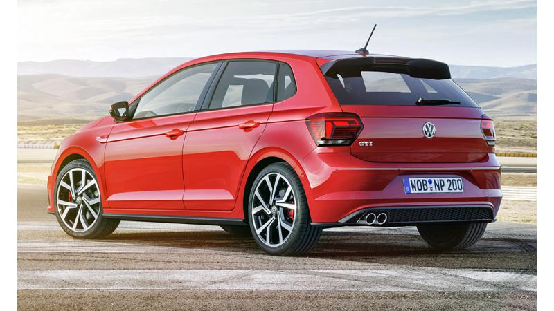 Volkswagen could bring in a sportier Polo GTI