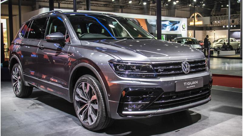 Volkswagen to launch Tiguan AllSpace in India on 6 March