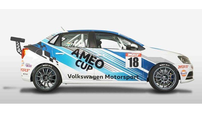 2018 Volkswagen Ameo Cup registration commences