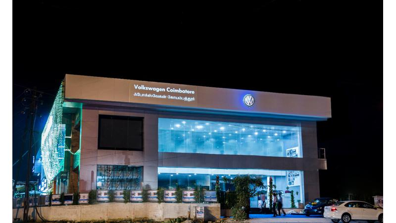 Volkswagen opens first digital experience centre in Coimbatore