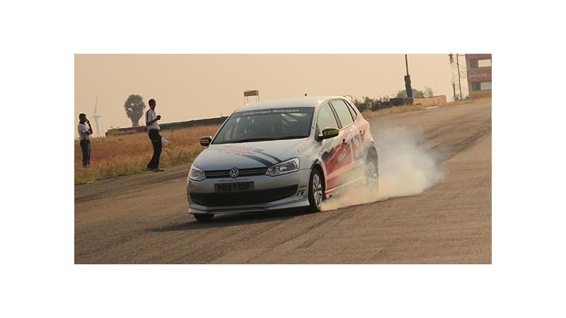 Volkswagen Polo using motor sports to connect with Indian customers