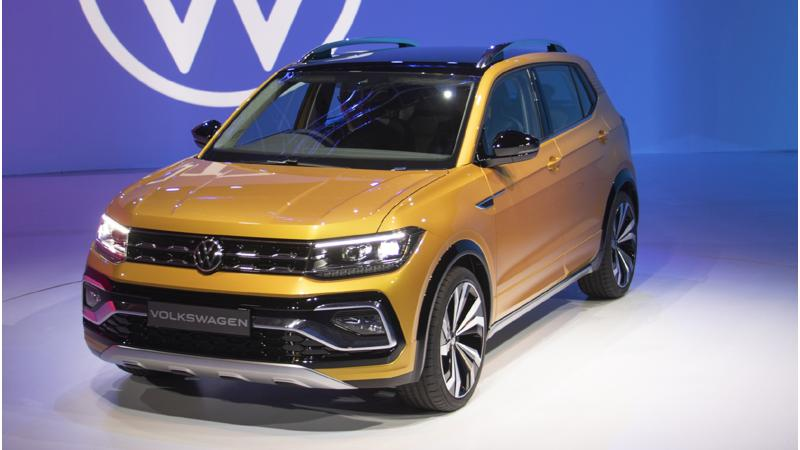 New Volkswagen Taigun officially listed on company's website