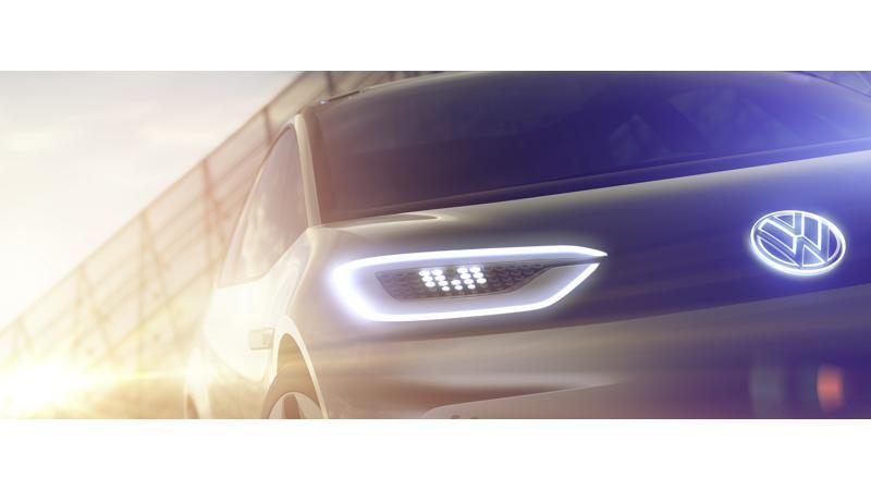 Volkswagen to unveil electric car concept at Paris 2016