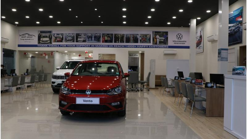 Volkswagen launches new sales and service facility in Hyderabad