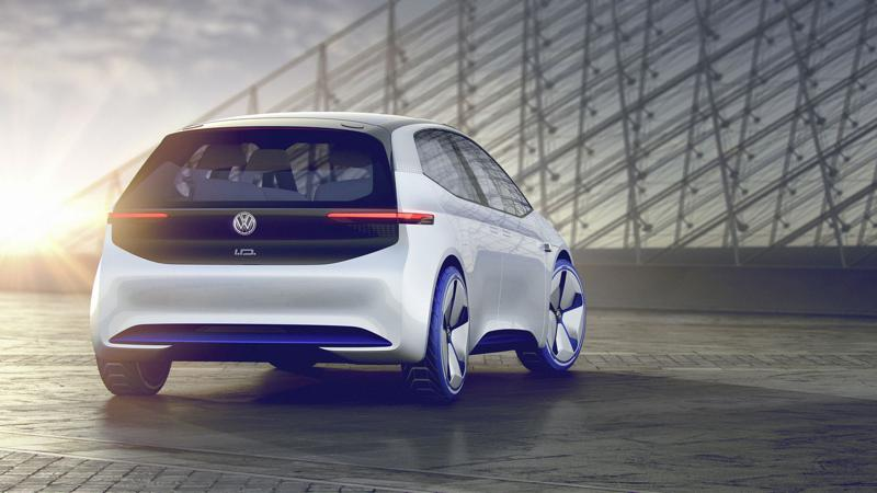 Volkswagen plans two electric sedans under ID family