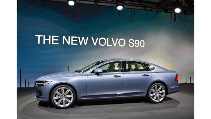 Volvo S90 bookings commence in India
