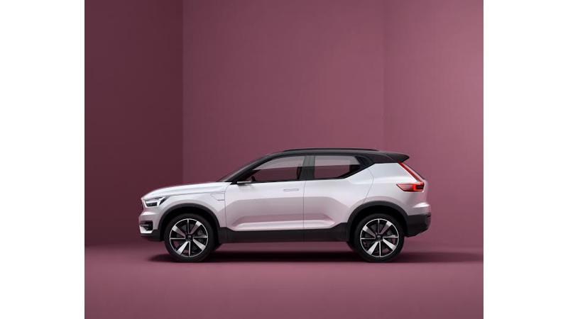 Volvo unveils new 40 Series concepts