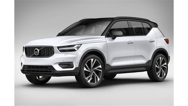 Volvo XC40 to debut with a 2.0-litre diesel engine